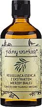 Parfumuri și produse cosmetice Esență cu extract de salcie albă pentru față - Polny Warkocz