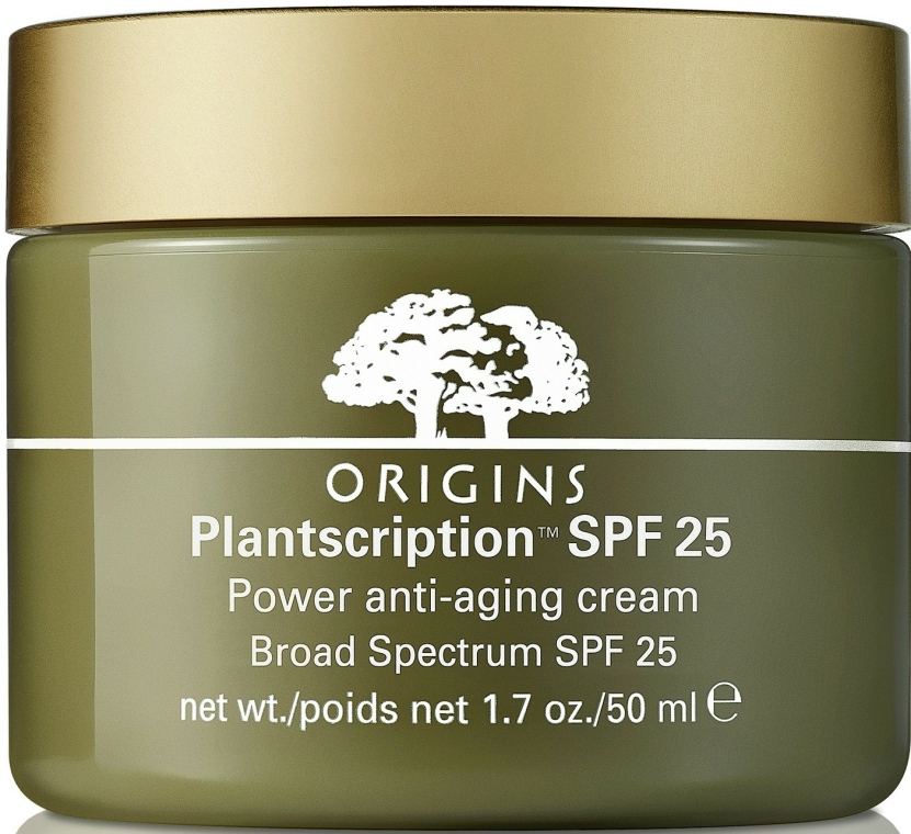 Cremă anti-îmbătrânire pentru față - Origins Plantscription SPF25 Power Anti-Aging Cream — Imagine N1