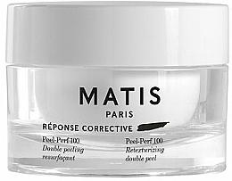 Parfumuri și produse cosmetice Peeling dublu de retexturare - Matis Reponse Corrective Peel-Perf 100 Double Peel