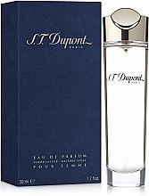 Dupont pour femme - Apă de parfum — Imagine N2