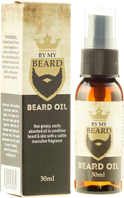 Ulei pentru barbă - By My Beard Beard Care Oil