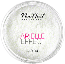 Parfumuri și produse cosmetice Glitter pentru unghii - NeoNail Professional Prah Arielle Effect