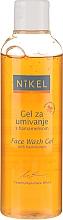 Parfumuri și produse cosmetice Gel de curățare pentru față - Nikel Face Wash Gel with Hamamelis