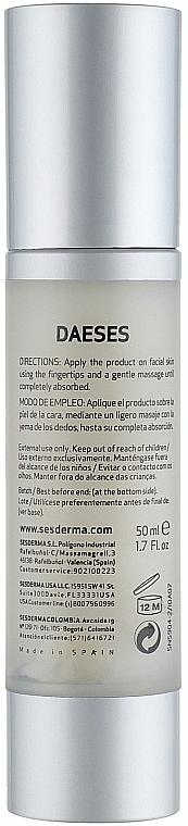Cremă-gel de față pentru fermitate - SesDerma Laboratories Daeses Face Firming Cream Gel — Imagine N3