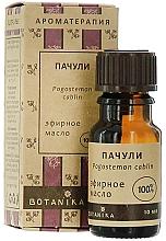 """Parfumuri și produse cosmetice Ulei esențial """"Patchouli"""" - Botanika 100% Patchouli Essential Oil"""
