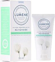 Parfumuri și produse cosmetice Cremă matifiantă de zi pentru față - Lumene Klassikko Day Cream