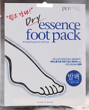 Parfumuri și produse cosmetice Mască pentru picioare - Petitfee & Koelf Dry Essence Foot Pack