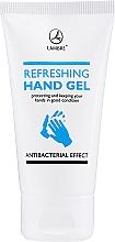 Parfumuri și produse cosmetice Gel antibacterian răcoritor pentru mâini - Lambre Refreshing Hand Gel
