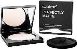 Parfumuri și produse cosmetice Pudră matifiantă de faţă - Swederm Perfectly Matte Powder