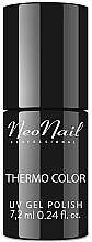 Parfumuri și produse cosmetice Gel-lac termo pentur unghii, 7,2 ml - NeoNail Professional UV Gel Polish Color