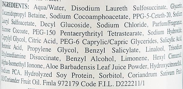 "Gel de duș ""Coriandru"" - Kiehl's Liquid Body Cleanser Coriander — Imagine N3"