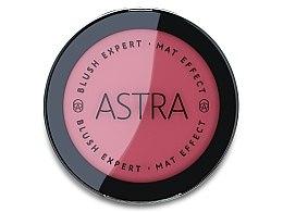 Parfumuri și produse cosmetice Fard de obraz - Astra Make-Up Blush Expert Mat Effect