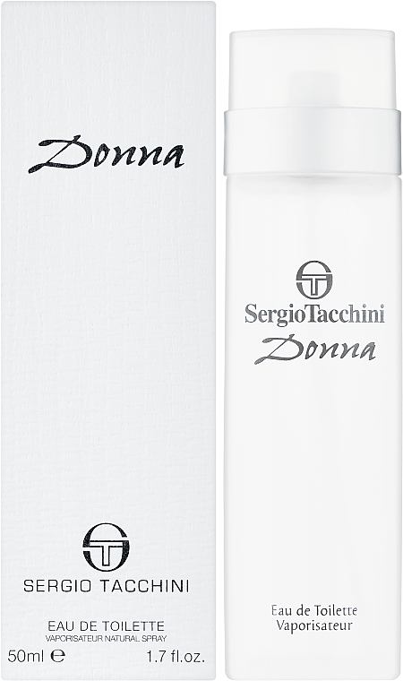 Sergio Tacchini Donna - Apă de toaletă — Imagine N2