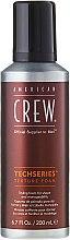 Parfumuri și produse cosmetice Spumă de păr din țesuturi - American Crew American Crew Techseries Texture Foam To Men