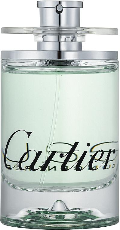 Cartier Eau de Cartier Concentree - Apă de toaletă — Imagine N1