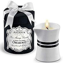 Parfumuri și produse cosmetice Lumânare pentru masaj - Petits Joujoux A Trip To Orient Massage Candle
