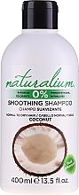 """Parfumuri și produse cosmetice Șampon netezitor """"Cocos"""" - Naturalium Coconut Smoothing Shampoo"""