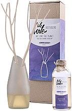 Parfumuri și produse cosmetice Difuzor Aromatic, cu vază de sticlă - We Love The Planet Charming Chestnut Diffuser
