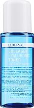 Parfumuri și produse cosmetice Toner Hialuronic Colagen - Lebelage Collagen Hyaluronic Toner