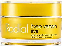 Parfumuri și produse cosmetice Cremă pentru zona din jurul ochilor - Rodial Bee Venom