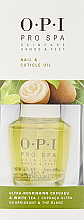 Parfumuri și produse cosmetice Ulei pentru unghii și cuticule - O.P.I. ProSpa Nail & Cuticle Oil