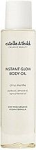 Parfumuri și produse cosmetice Ulei de corp - Estelle & Thild Citrus Menthe Citrus Menthe Instant Glow Body Oil