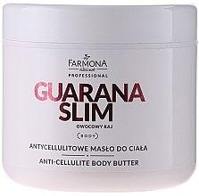 Parfumuri și produse cosmetice Cremă hidratantă pentru corp - Farmona Fruit Paradise