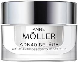 Parfumuri și produse cosmetice Cremă pentru pielea din jurul ochilor - Anne Moller ADN40 Belage Yeux