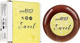Parfumuri și produse cosmetice Săpun organic - PuroBio Home Organic Sweet