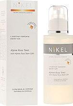 Parfumuri și produse cosmetice Tonic cu extract de tradafir - Nikel Alpine Rose Tonic