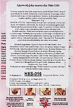 Mască de curățare pentru față - Hesh Skin Life Powder — Imagine N3