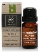 """Ulei esențial """"Arbore de ceai"""" - Apivita Aromatherapy Organic Tea Tree Oil — Imagine N1"""
