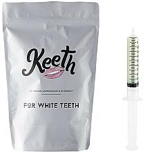 """Parfumuri și produse cosmetice Set cartuș de înlocuire pentru albirea dinților """"Mentă"""" - Keeth Mint Refill Pack"""