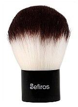 Parfumuri și produse cosmetice Pensulă Kabuki - Sefiros Black & White Kabuki Brush