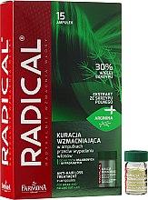 Parfumuri și produse cosmetice Tratament pentru părul fragil și deteriorat - Farmona Radical Hair Loss