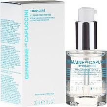 Parfumuri și produse cosmetice Ser facial - Germaine de Capuccini HydraCure Hyaluronic Force Deep Hydration Serum