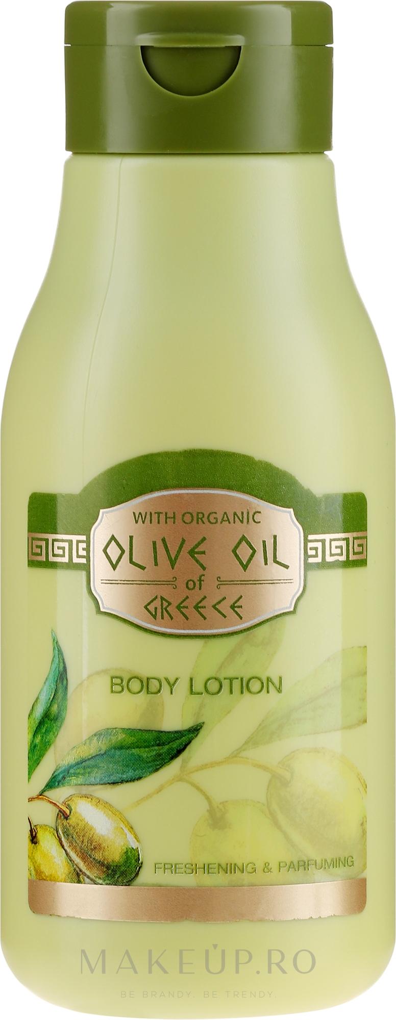 Loțiune răcoritoare și parfumată pentru corp - BioFresh Olive Oil Of Greece Body Lotion — Imagine 300 ml
