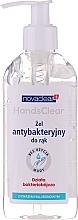 Parfumuri și produse cosmetice Gel antibacterian cu acid hialuronic pentru mâini - Novaclear Hands Clear