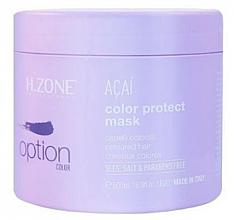 Parfumuri și produse cosmetice Mască pentru protecția părului vopsit - H.Zone Colour Protect Mask