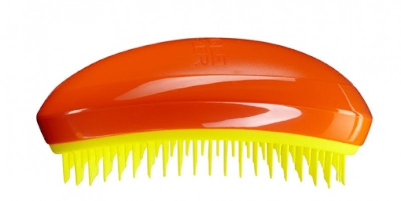 Perie de păr - Tangle Teezer Salon Elite Orange Blush — Imagine N3
