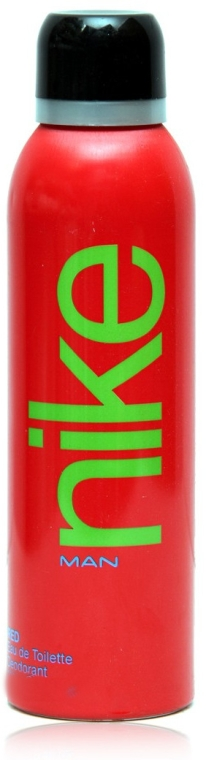 Nike Red Man Nike - Deodorant spray — Imagine N1