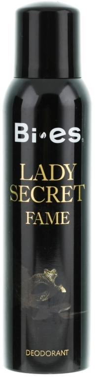 Deodorant spray - Bi-es Lady Secret Fame — Imagine N1