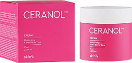 Parfumuri și produse cosmetice Cremă de față - Skin79 Ceranol Cream Moisturizing & Skin Barrier Care Cream