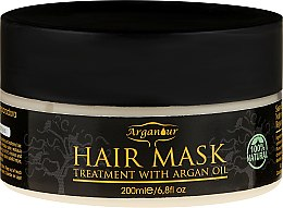 Parfumuri și produse cosmetice Mască de păr - Arganour Hair Mask Treatment Argan Oil