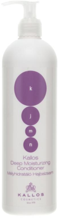 Balsam pentru hidratarea profundă a părului - Kallos Cosmetics Deep Moisturizing Conditioner — Imagine N2