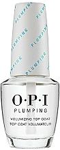 Parfumuri și produse cosmetice Fixator pentru unghii - O.P.I Plumping Volumizing Top Coat