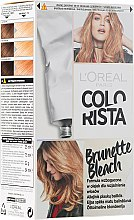Parfumuri și produse cosmetice Decolorant pentru păr - L'Oreal Paris Colorista Brunette Bleach
