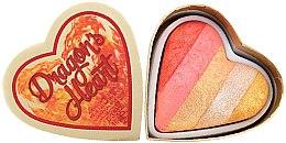 Parfumuri și produse cosmetice Iluminator pentru față și ochi - I Heart Revolution Dragon's Heart Highlighter