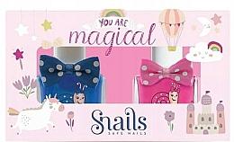 Parfumuri și produse cosmetice Set lacuri de unghii - Snails Goes Happy You Are Magical