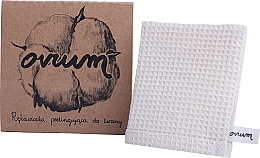 Parfumuri și produse cosmetice Mănușă pentru peelingul facial - Ovium